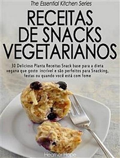 Receitas De Snacks Vegetarianos