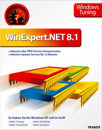 WinExpert.NET 8.1, CD-ROM