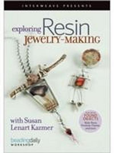 Exploring Resin Jewelry-Making with Susan Lenart Kazmer