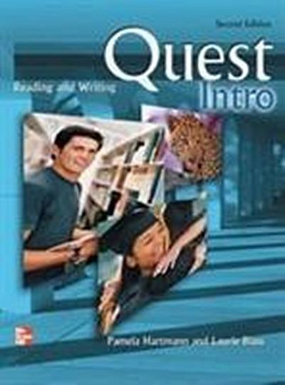 Quest Intro Level Reading and Writing Audio CD