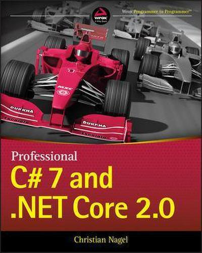 Professional CSharp 7 and .NET Core 2.0