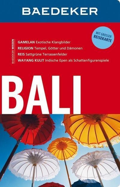 Baedeker Reiseführer Bali: mit GROSSER REISEKARTE