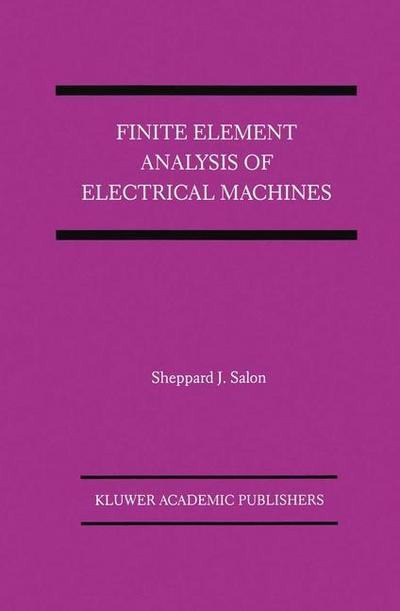 Finite Element Analysis of Electrical Machines
