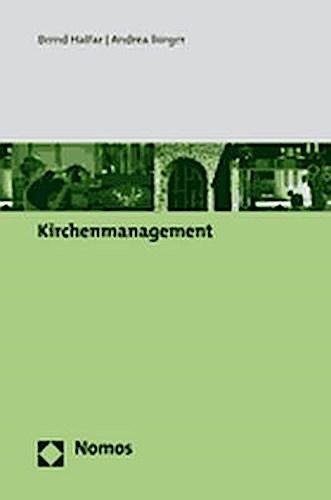 Kirchenmanagement, Andrea Borger