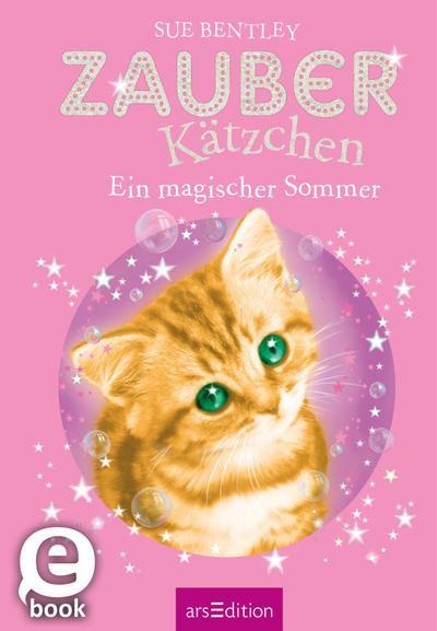 Zauberkätzchen - Ein magischer Sommer