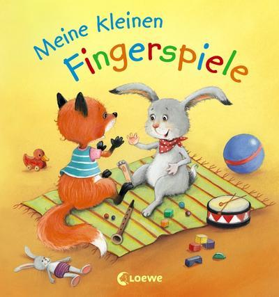 Meine kleinen Fingerspiele   ; Ill. v. Schuld, Kerstin M.; Deutsch;  -