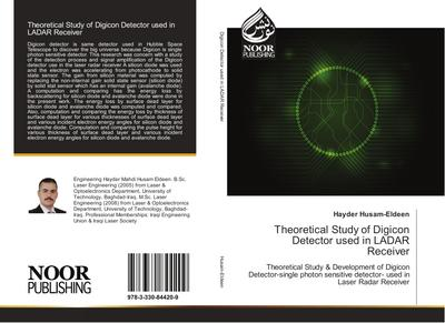 Theoretical Study of Digicon Detector used in LADAR Receiver