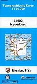 Neuerburg 1 : 50 000