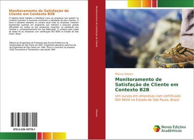 Monitoramento de Satisfação de Cliente em Contexto B2B