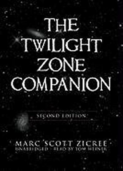 The Twilight Zone Companion [With Earbuds]