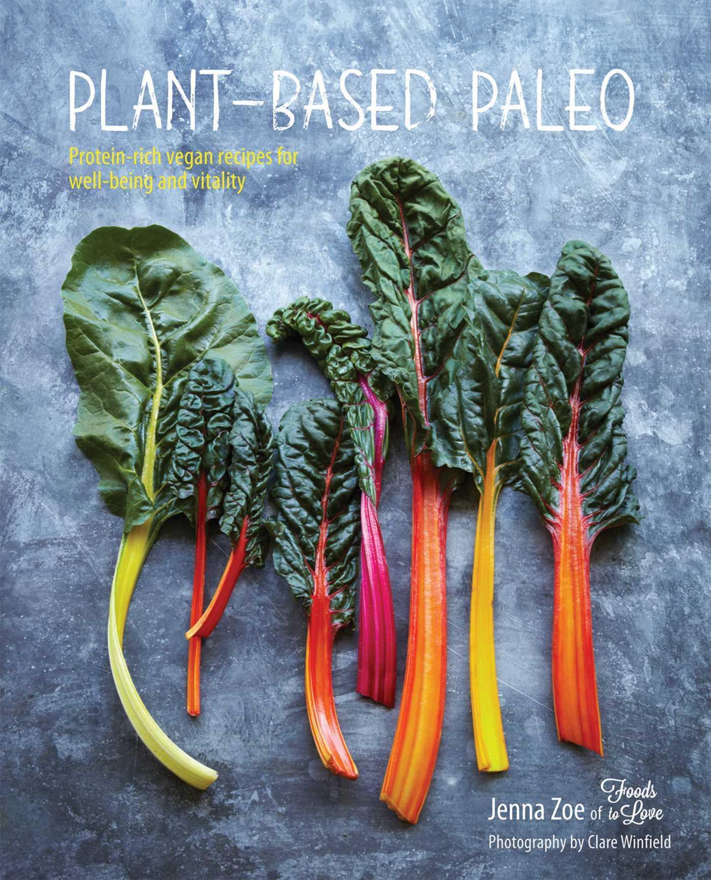 Plant-based Paleo Zoe Jenna