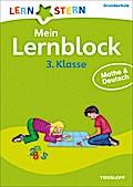 Mein Lernblock 3. Klasse. Mathe & Deutsch; LE ...