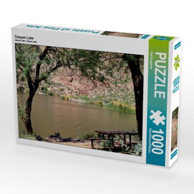 Canyon Lake (Puzzle)