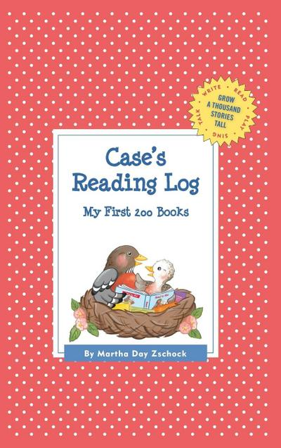 Case's Reading Log: My First 200 Books (Gatst)