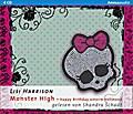 Monster High - Happy Birthday unterm Vollmond   ; Monster High ; 4 Bde/Tle; Sprecher: Schadt, Shandra; Deutsch; Audio-CD ; Mit Monster High Fright Song Teaser