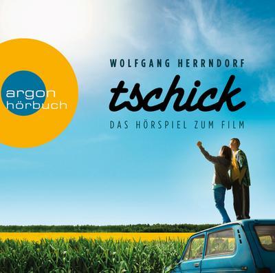 Tschick, 1 Audio-CD