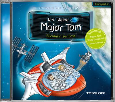 Der kleine Major Tom. Hörspiel 2: Rückkehr zur Erde