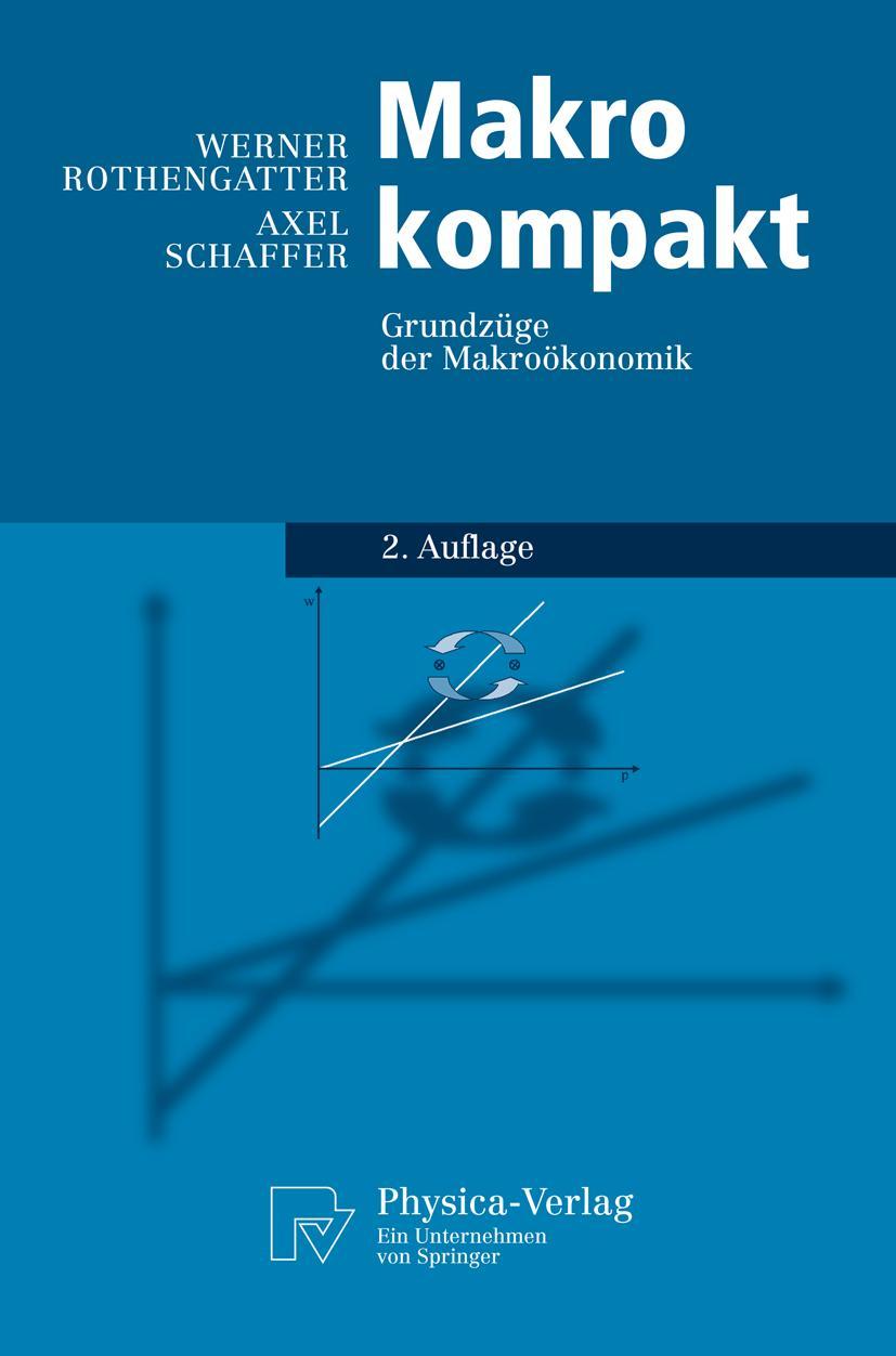 WERNER ROTHENGATTER ~ Makro kompakt: Grundzüge der Makroökonom ... 9783790820072