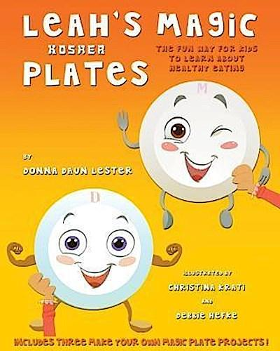 Leah's Magic Kosher Plates