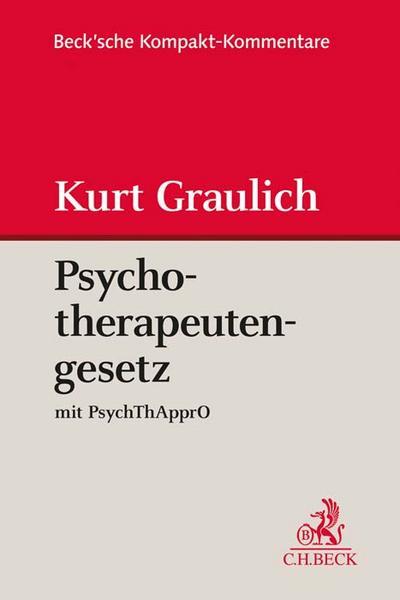 Psychotherapeutengesetz