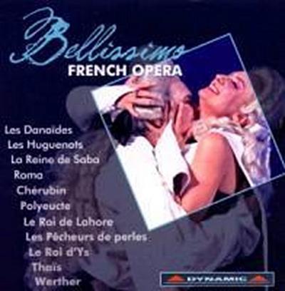 Bellissimo: Französische Oper