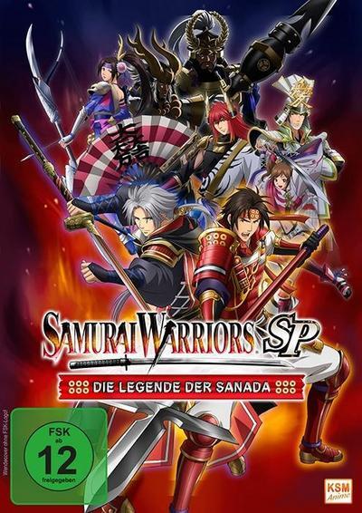 Samurai Warriors Ep. 01-06