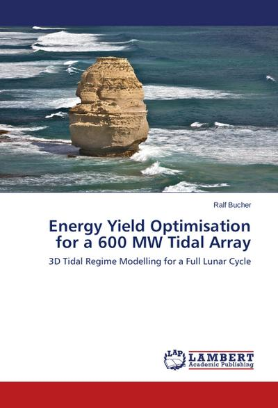 Energy Yield Optimisation for a 600 MW Tidal Array