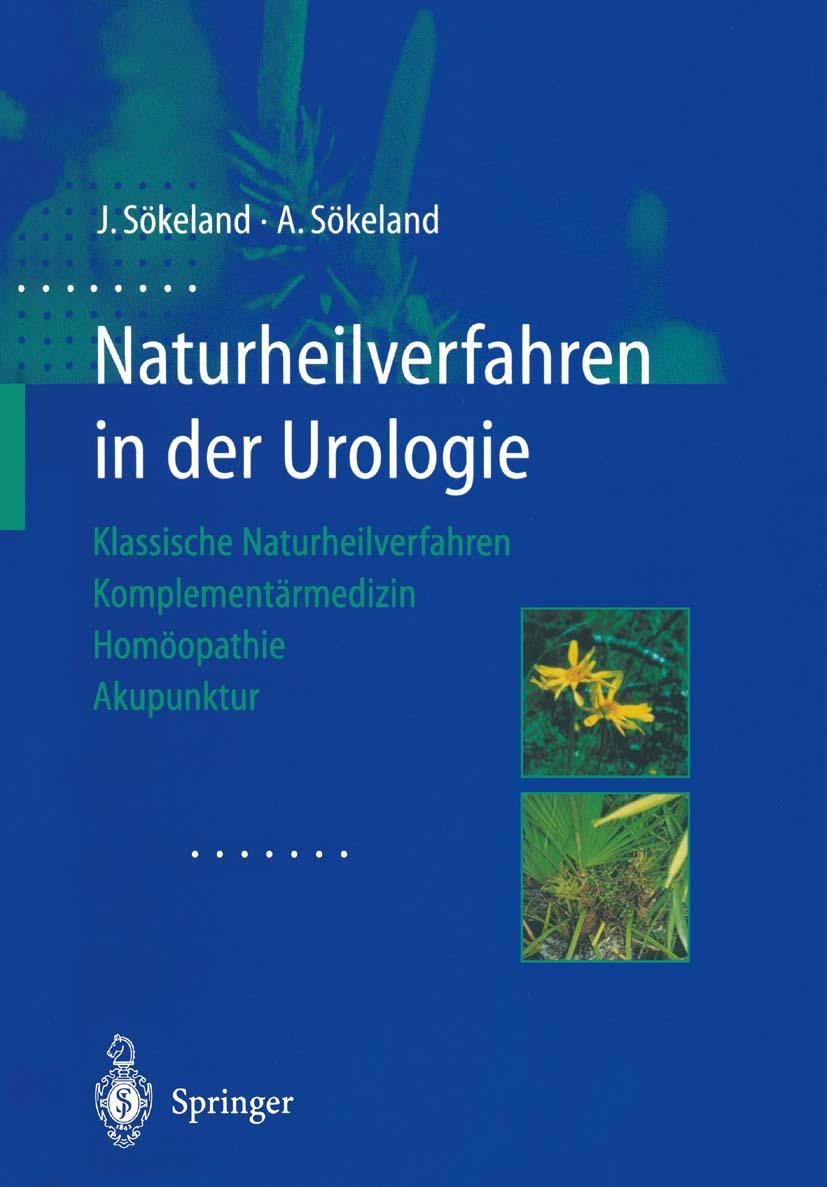 Naturheilverfahren in der Urologie, Angelika Sökeland
