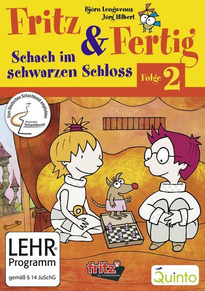 Fritz und Fertig Folge 2 - Schach im schwarzen Schloß