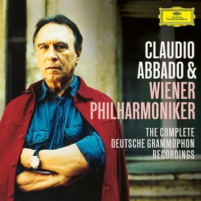 Claudio Abbado & Wiener Philharmoniker - The Complete Recordings on Deutsche Grammophon, 58 Audio-CDs