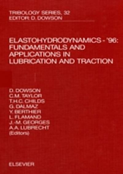 Elastohydrodynamics - '96