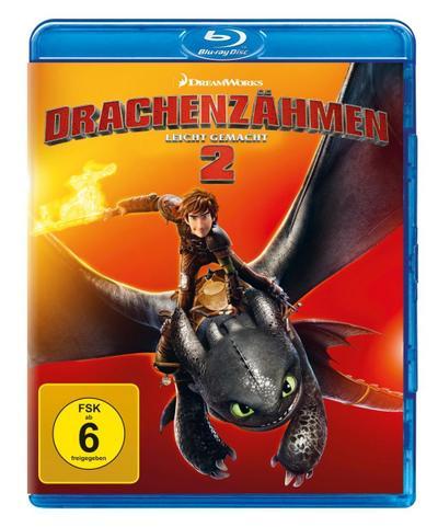 Drachenzähmen leicht gemacht 2 - Blu-ray