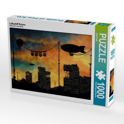 Luftschiff Ruinen (Puzzle)