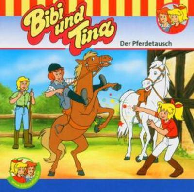 Bibi und Tina 37. Der Pferdetausch