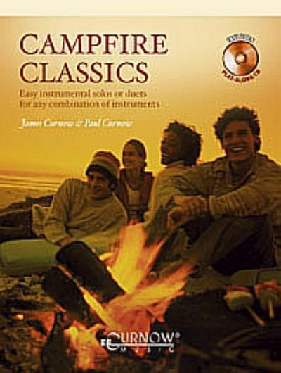 Campfire classics (+CD) : for Es instruments(Alto saxophone and others)