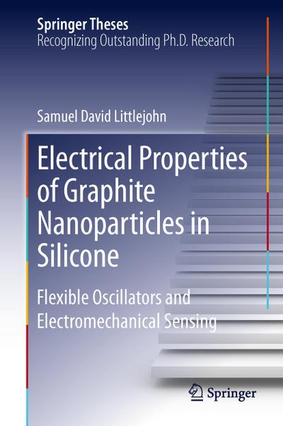 Electrical Properties of Graphite Nanoparticles in Silicone