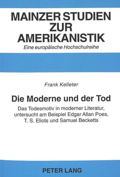 Die Moderne und der Tod