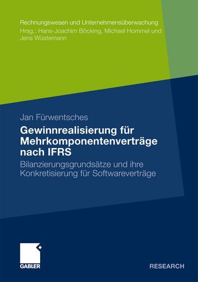 Gewinnrealisierung für Mehrkomponentenverträgen nach IFRS