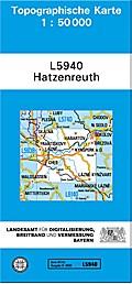 Hatzenreuth 1 : 50 000