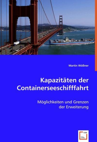 Kapazitäten der Containerseeschifffahrt