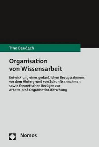 Organisation von Wissensarbeit