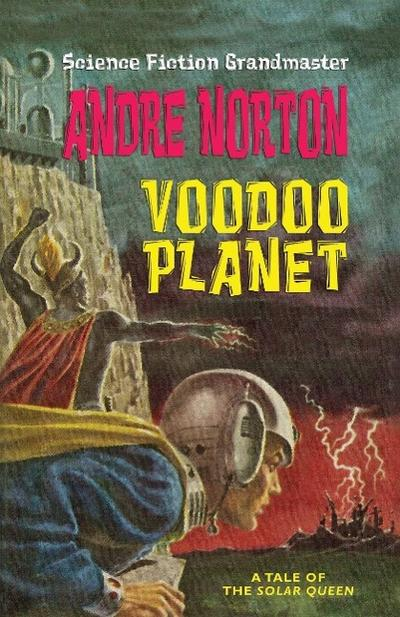 Voodoo Planet [solar Queen Series]