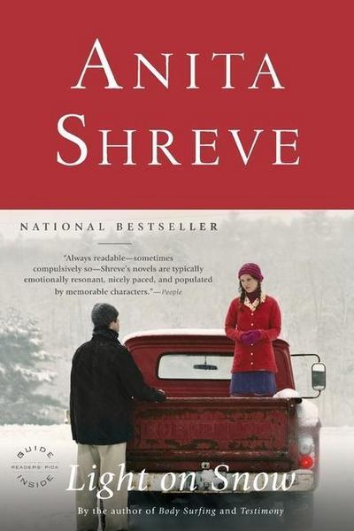 Light on Snow - Back Bay Books - Taschenbuch, Englisch, Anita Shreve, ,