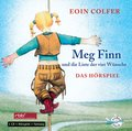 Meg Finn und die Liste der vier Wünsche. Das Hörspiel: 1 CD
