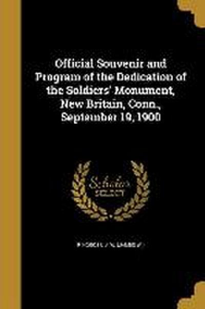 OFF SOUVENIR & PROGRAM OF THE