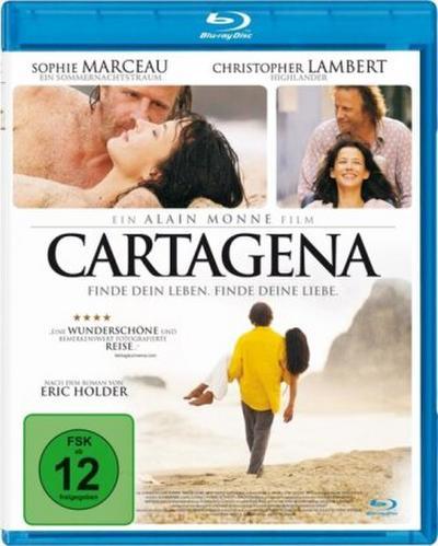 Cartagena, 1 Blu-ray (Kinofassung)
