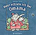 Heut schlafe ich bei Omama   ; Ill. v. Jutte, Jan /Aus d. Engl. v. Schindler, Nina; Deutsch; durchgehend farbig -