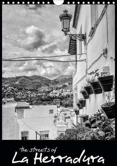 Streets of La Herradura (Wall Calendar 2019 DIN A4 Portrait)