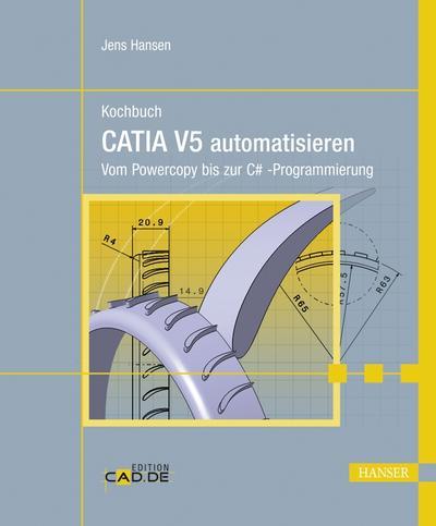Kochbuch CATIA V5 automatisieren